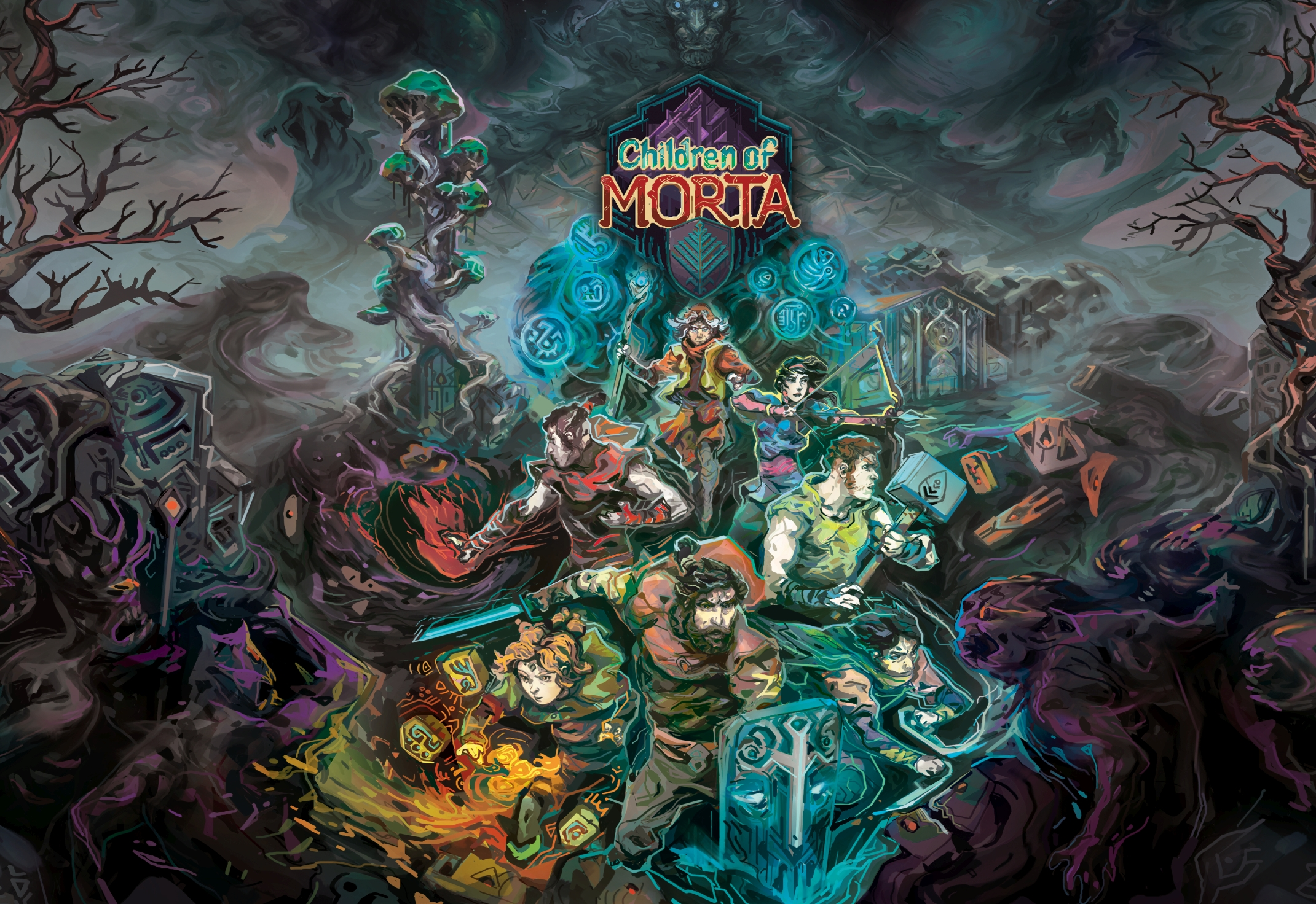 Children of Morta: Family Trials DLC is now available for free download