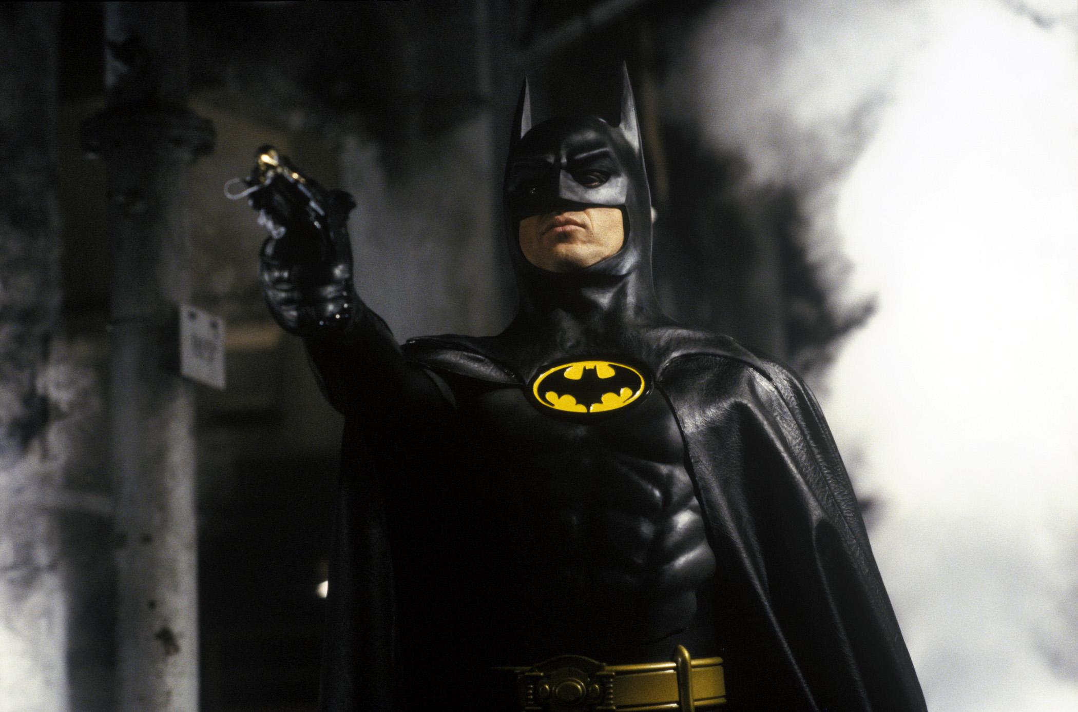 The Flash: Michael Keaton finally returns as Batman!