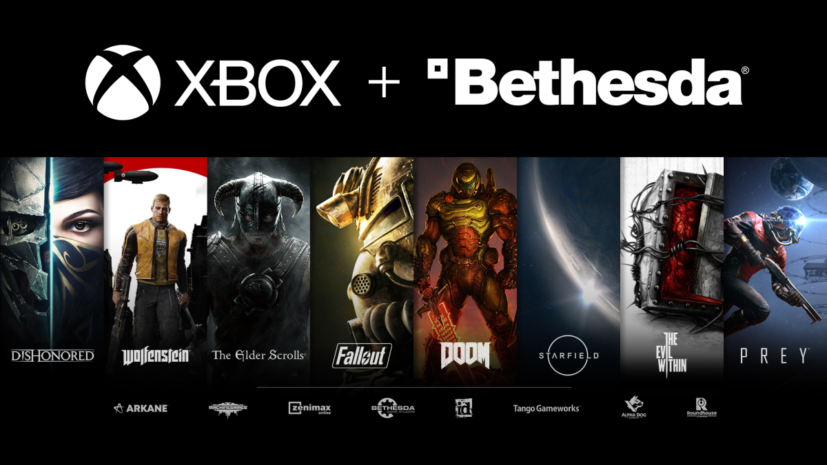 TES 6, Starfield and more: Microsoft with Bethesda event in March?
