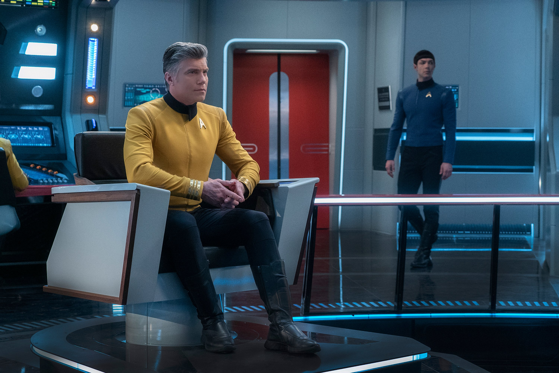 Star Trek: Strange New Worlds: Series is on the way