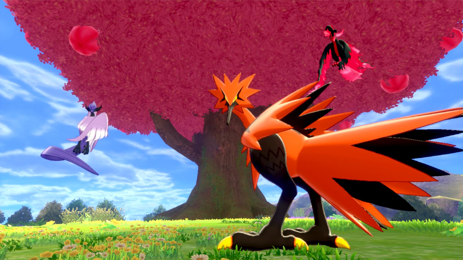Pokémon Sword & Shield: Grab a shiny dressella