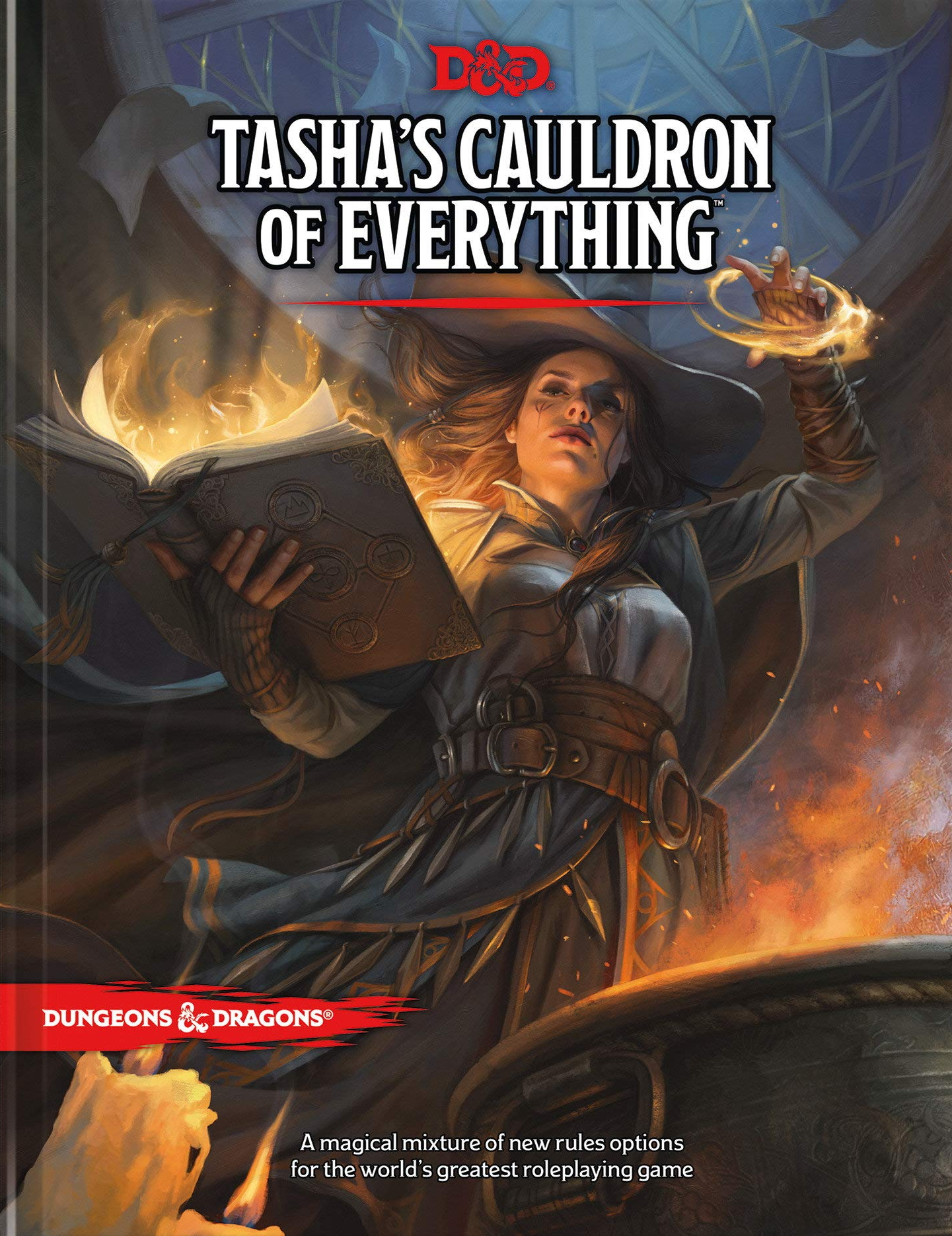 D&D: Interview about new rules of Tasha's Cauldron of Everything