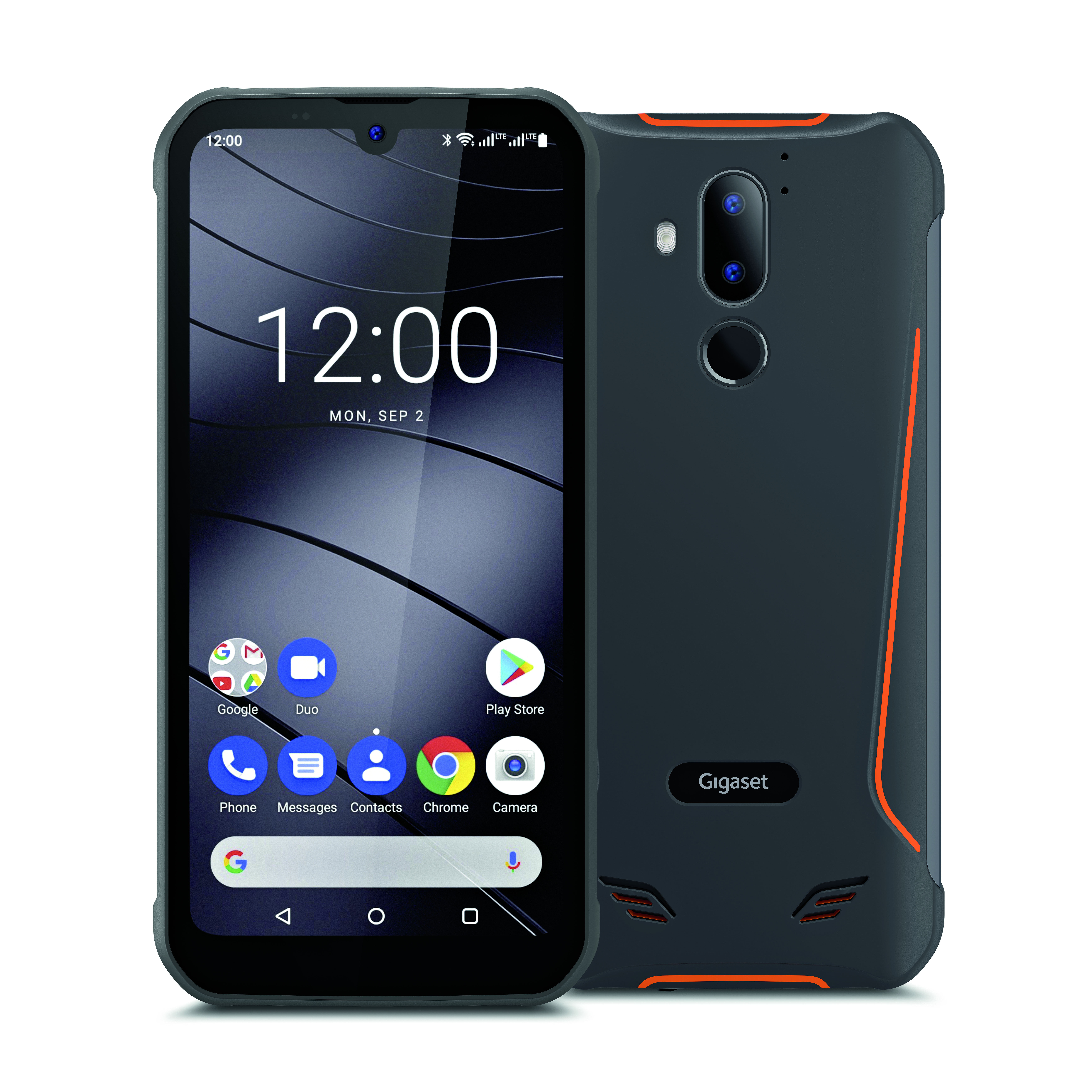 Tremors: win a Gigaset outdoor smartphone to start!