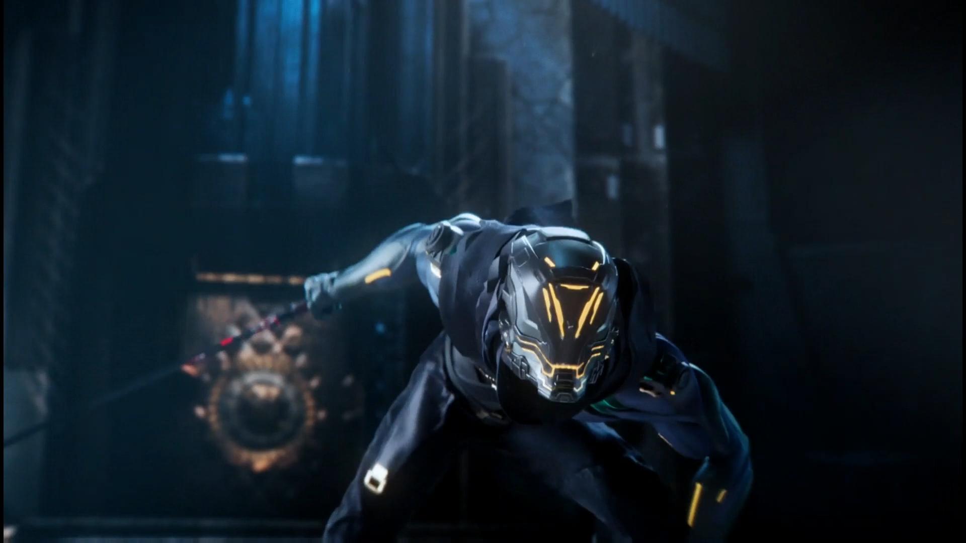 Ghostrunner: 505 Games announce successors