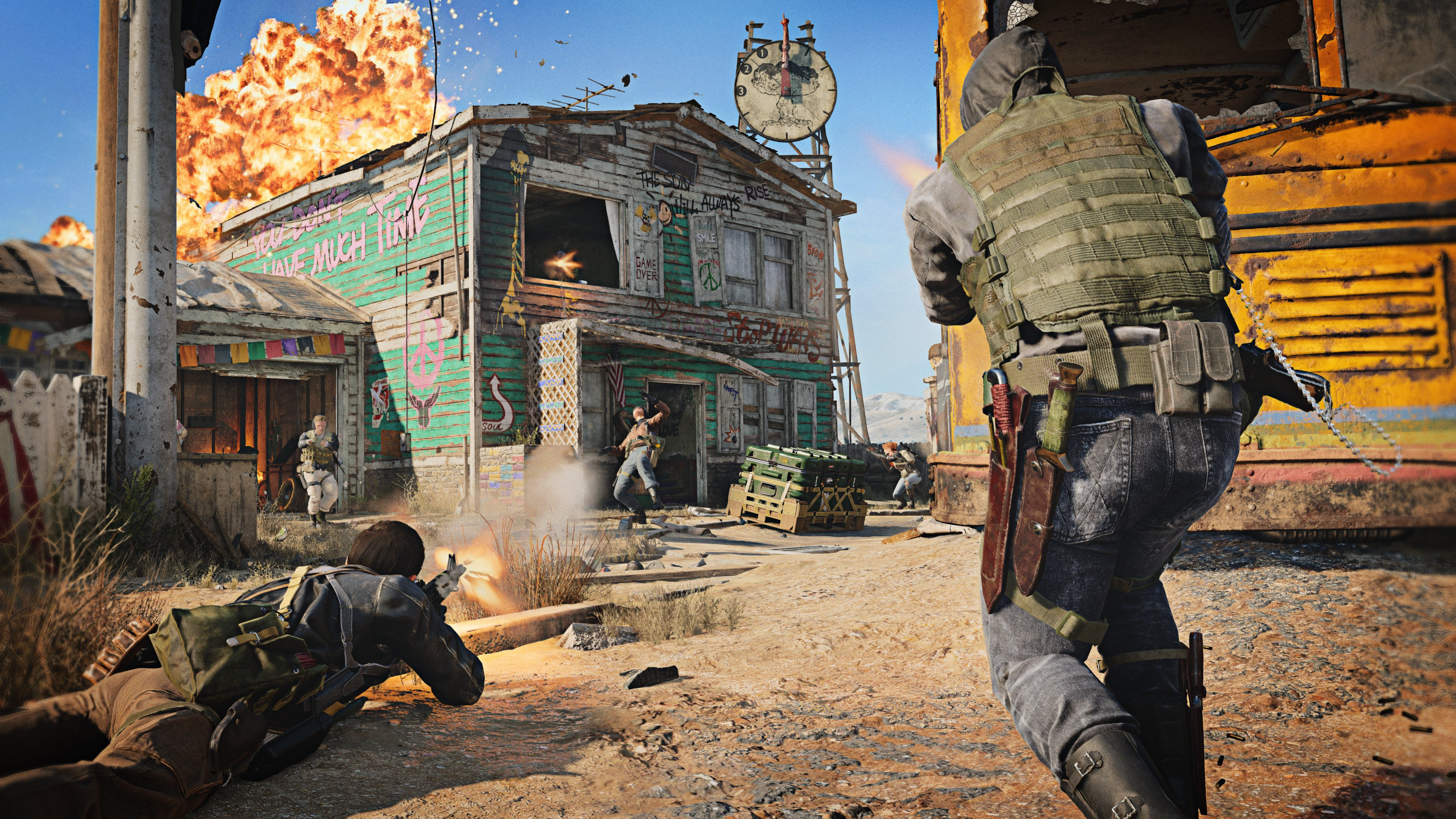 Call of Duty Black Ops Cold War: Launch of Nuketown today, new update & 2XP