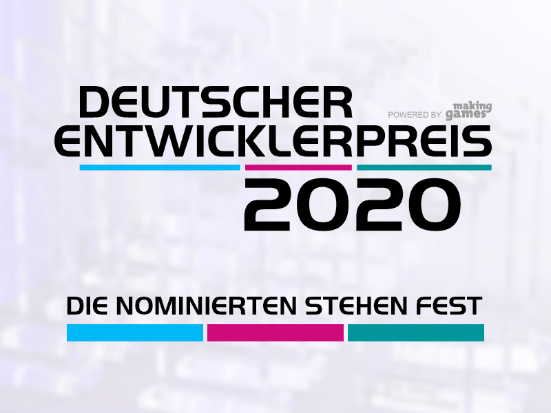 German Developer Award 2020: These are the nominees