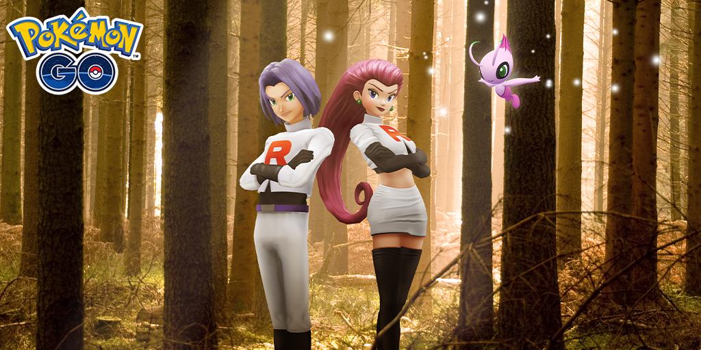 Pokémon GO: Big Jungle Secrets Event Live - Catch Shiny Celebi