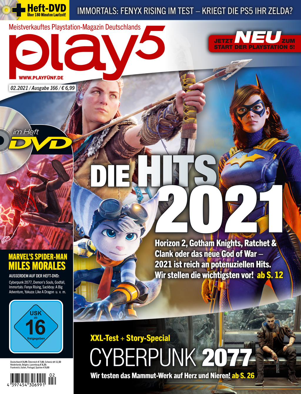 play5 02/21 with a big hit preview for the year 2021