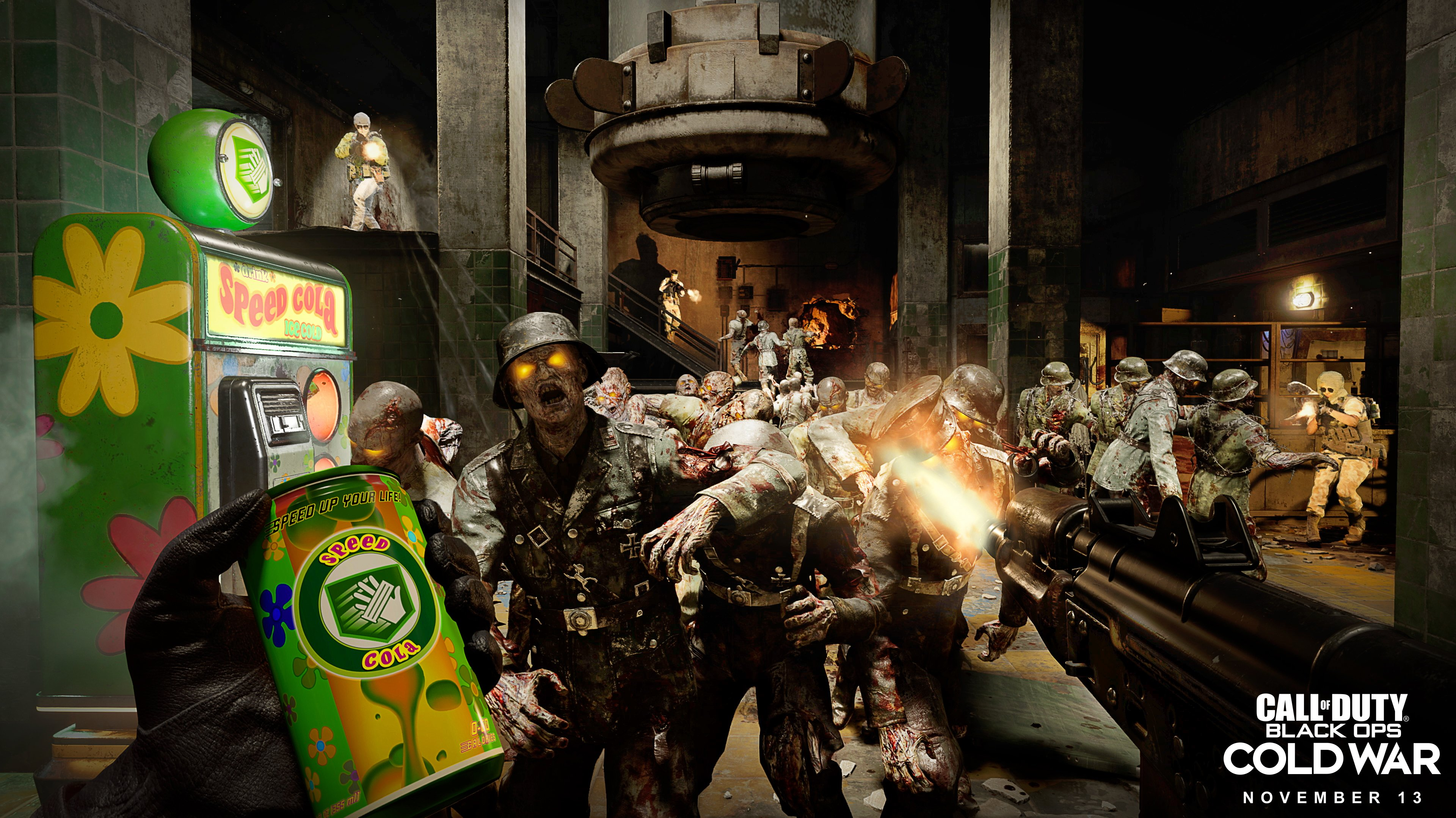 Call of Duty: Black Ops Cold War: Update Season 1 Reloaded is coming - this is the new Zombies map