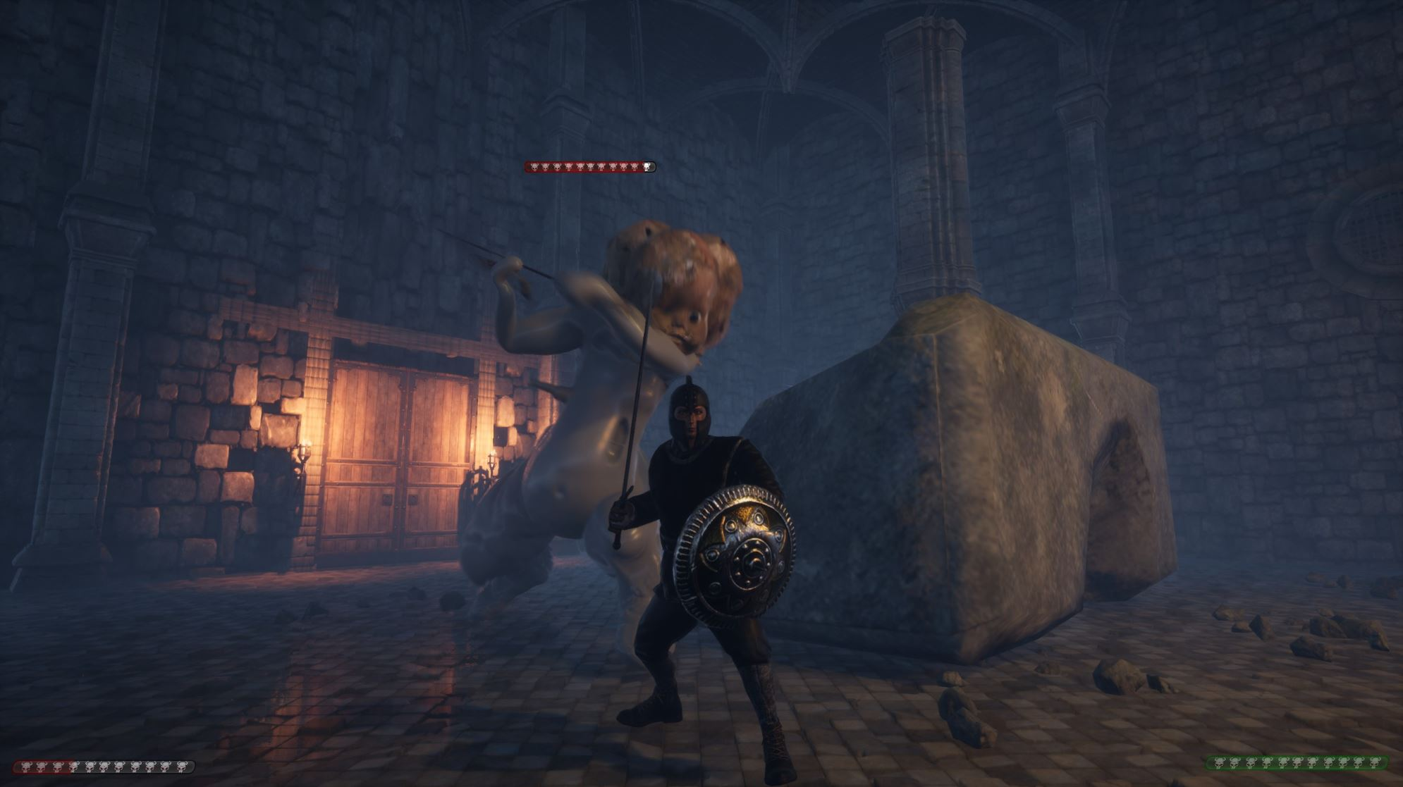 Quark Souls: The Absolute Worst Souls Likes on the Steam Store