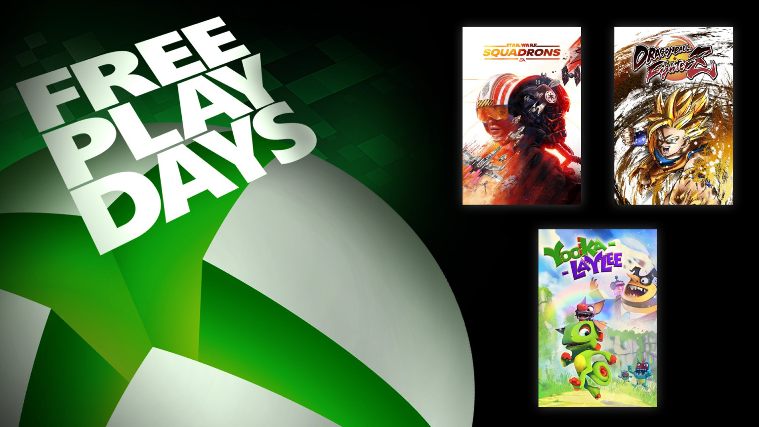 Xbox Live: You can play these three games for free on the weekend