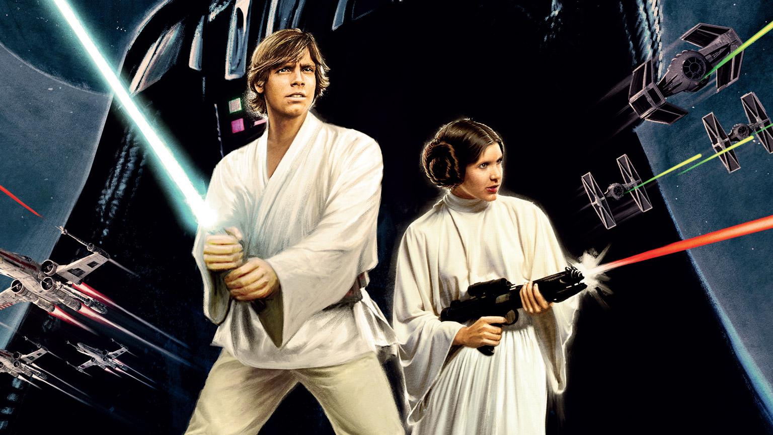 Star Wars: New Skywalker Family Book Announced