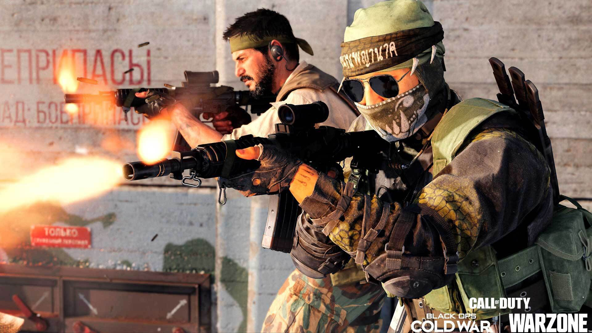 Black Ops Cold War & Warzone: Unlock weapons FARA 83, LC10 and machete - that's how it works
