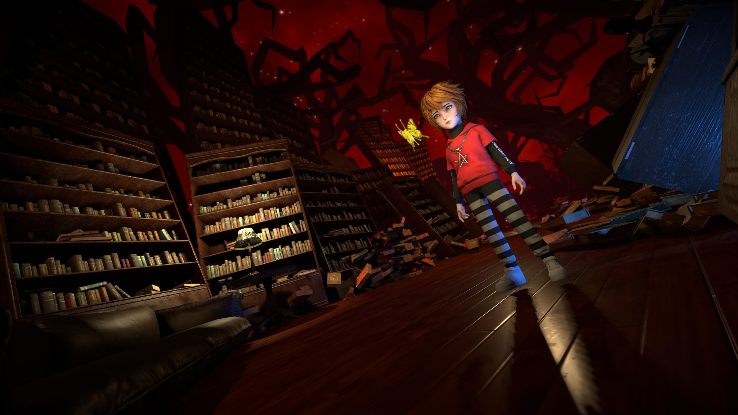 In Nightmare: Exclusive Horror Game Coming Soon to PS4