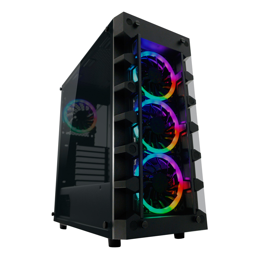 PC case: Tips on cooling, fans and market overview