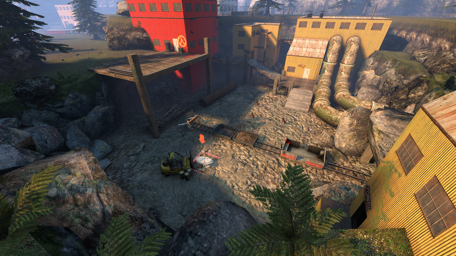 Half-Life 2 as a real-time strategy game? Yes, there is