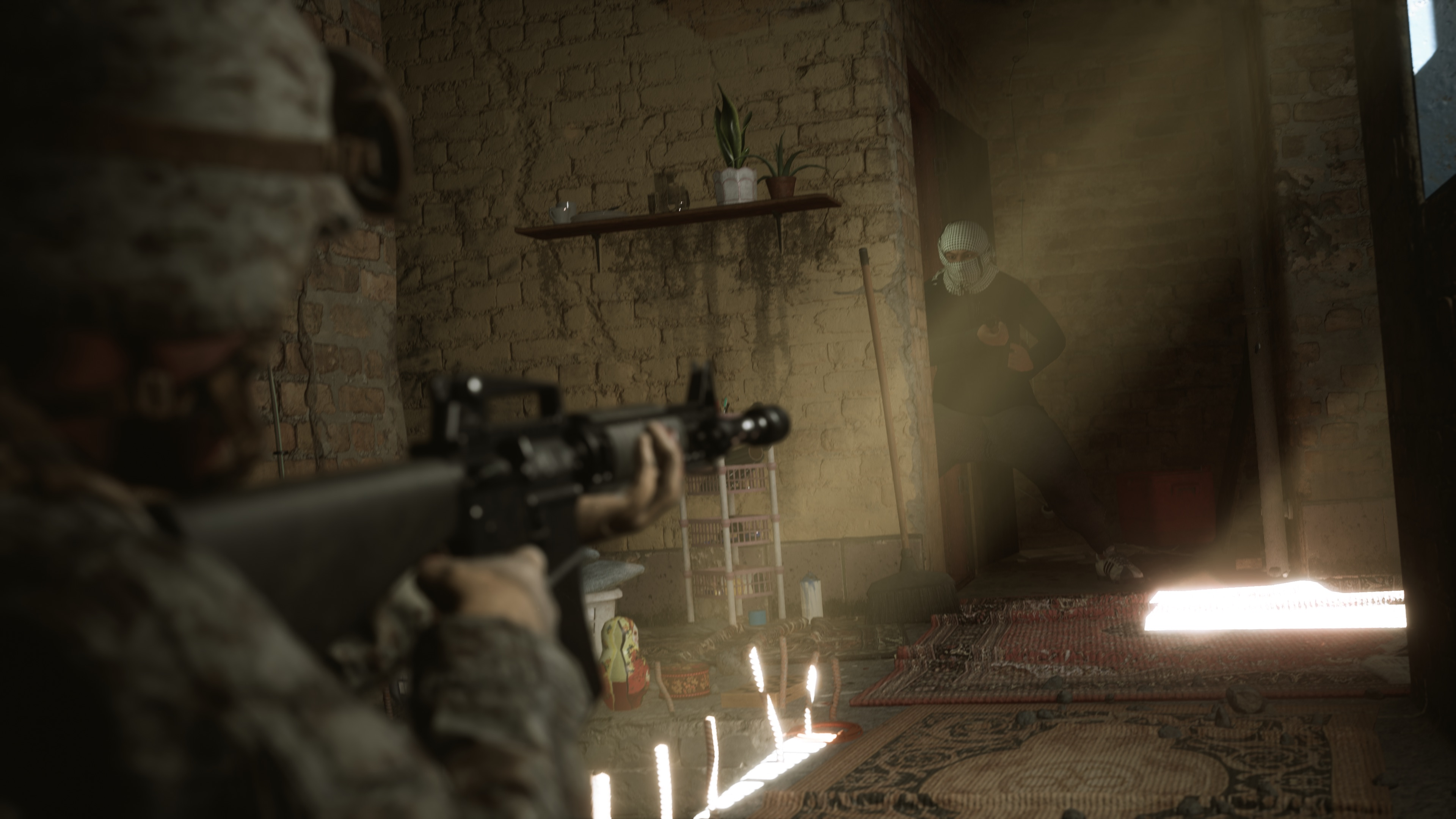 Six Days in Fallujah: Controversial Iraq shooter surprisingly returns, new trailer