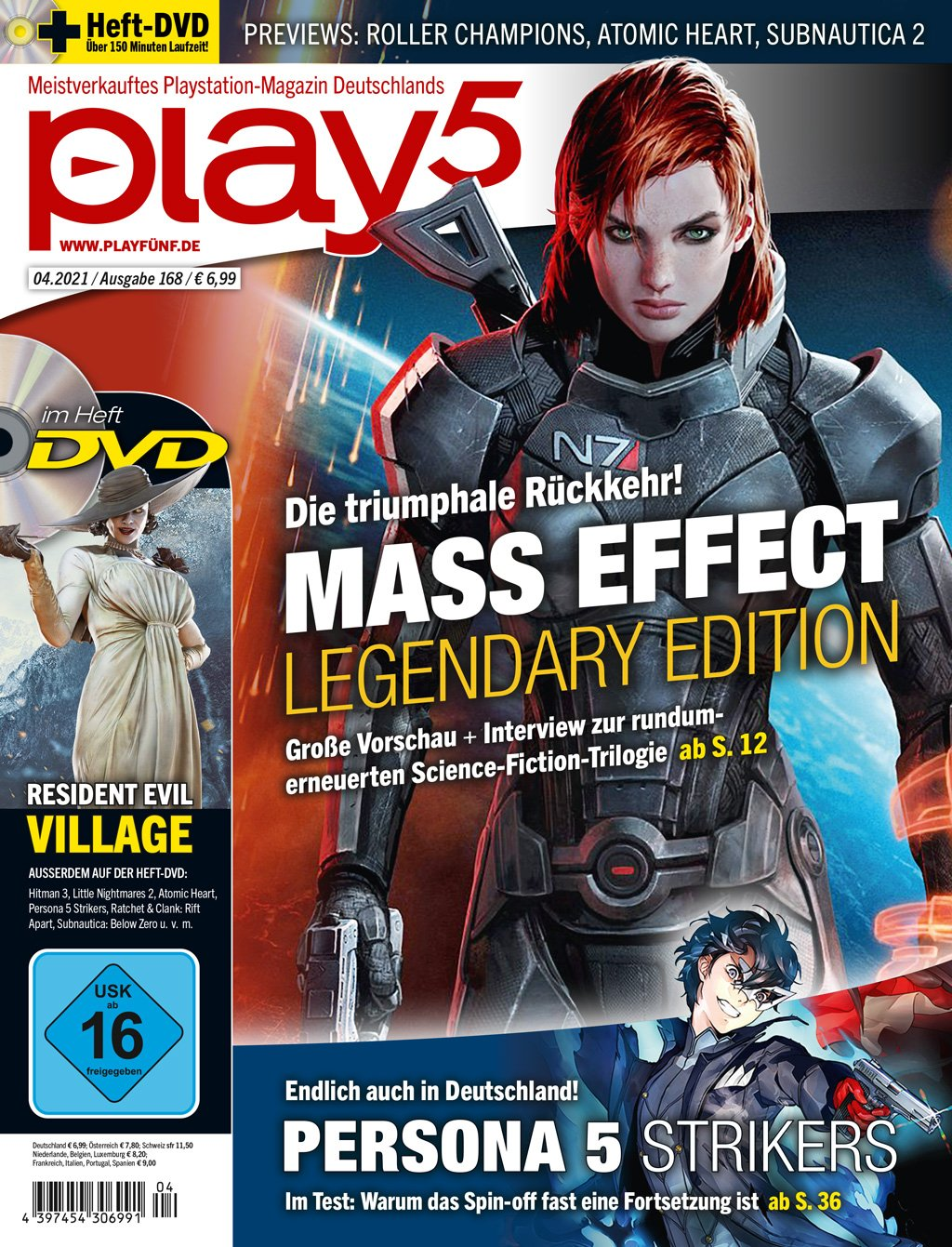 play5 04/21 with Mass Effect: Legendary Edition and more!