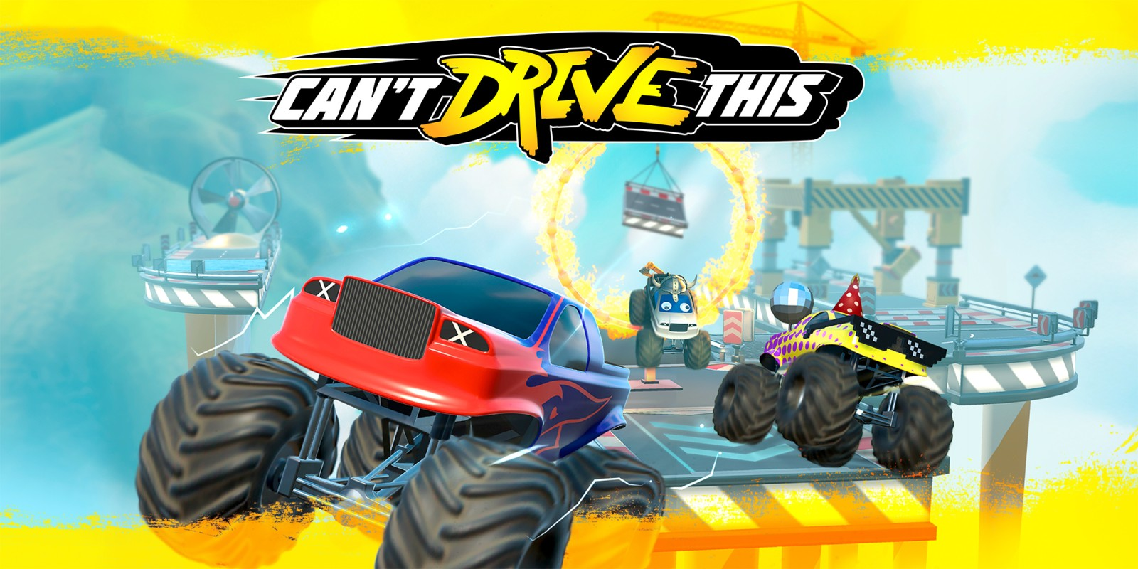 Cant Drive This: Innovative couch co-op racing game put to the test