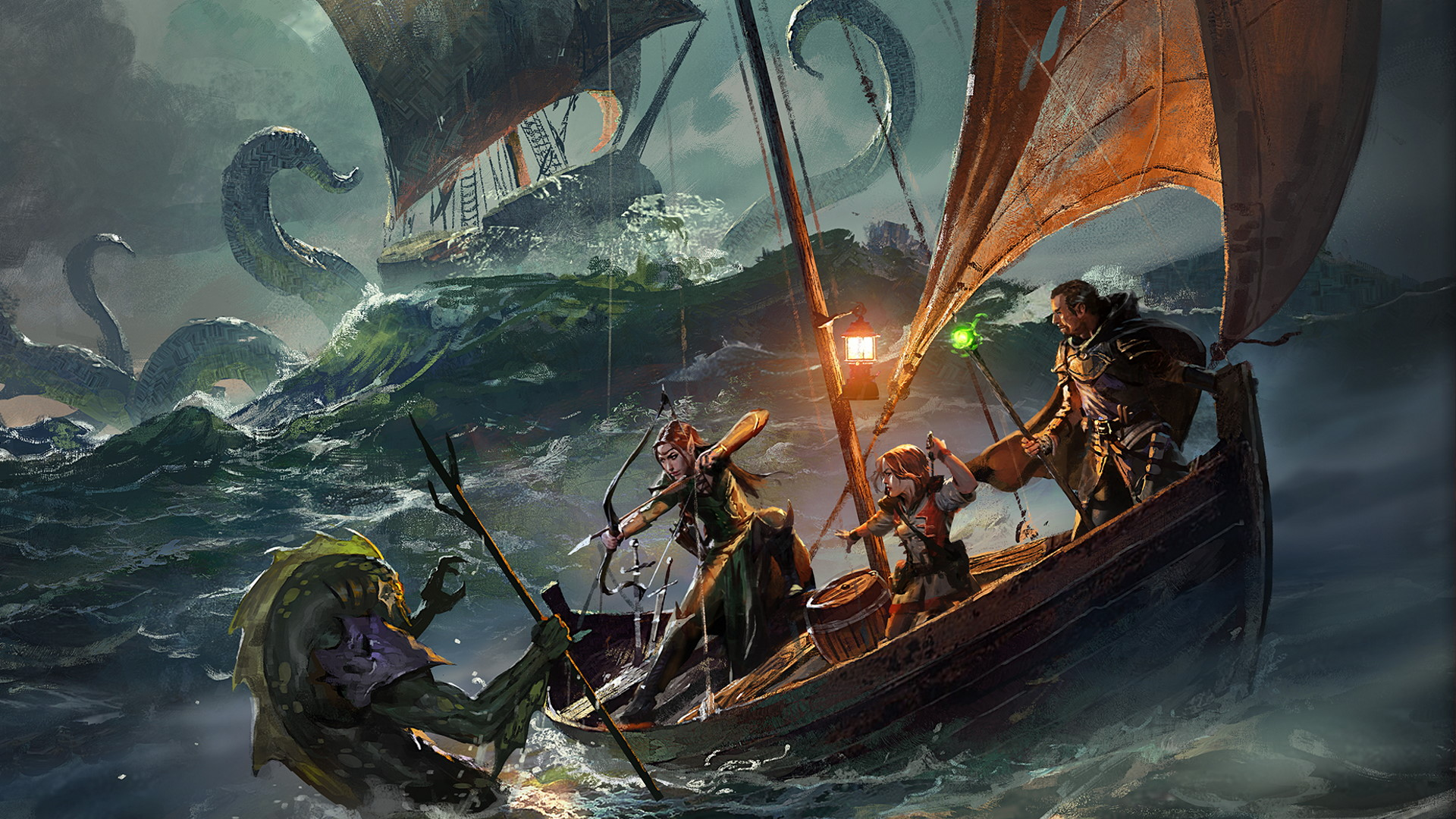 D&D on the rise: are we getting to see new worlds?
