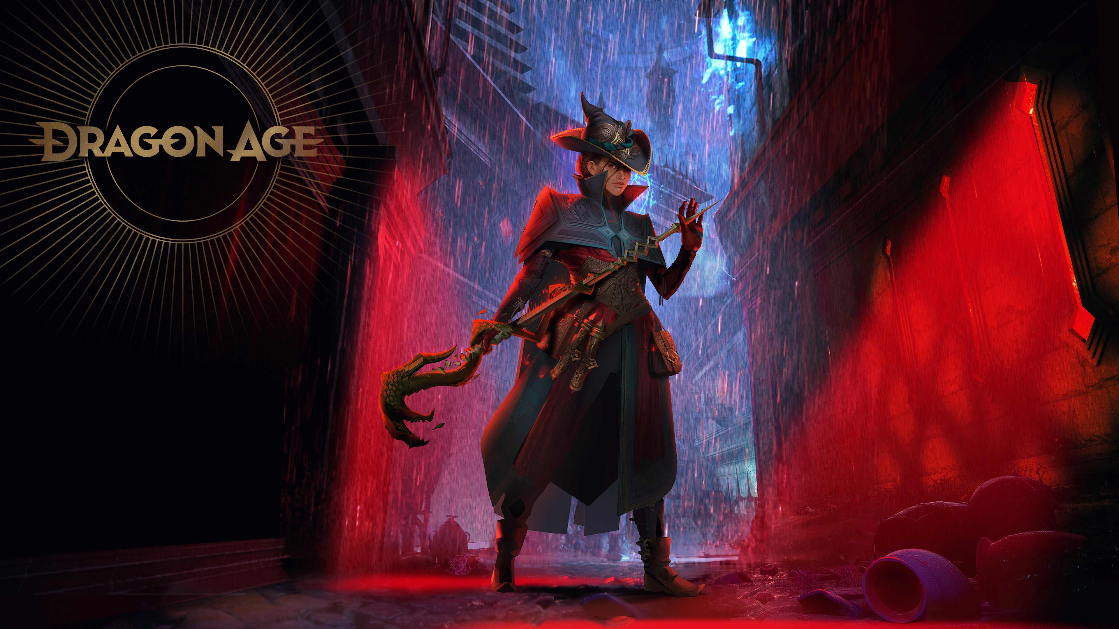 Dragon Age 4: New artwork shows a magician in Tevinter
