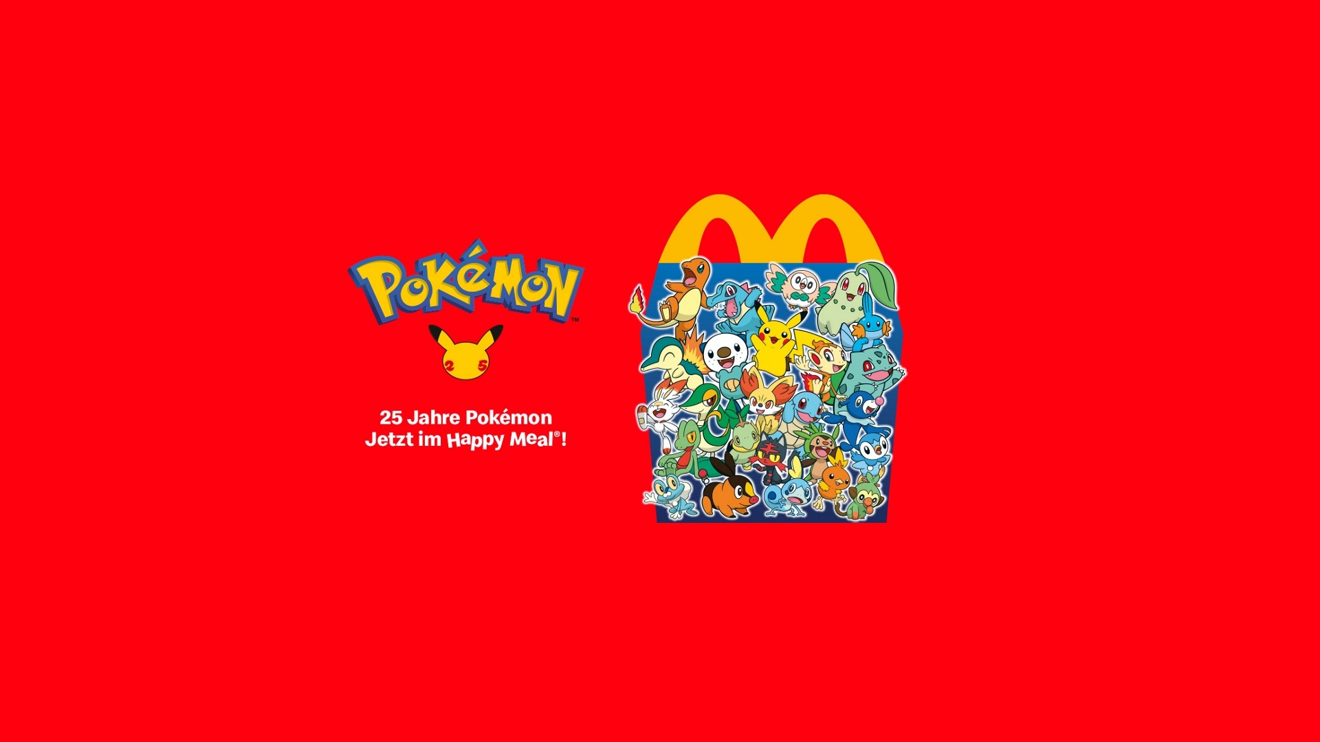 Pokémon: McDonalds now has exclusive trading cards