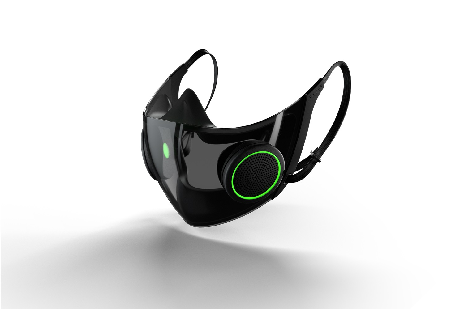 Razer: Mask prototypes with RGB lighting are becoming a reality