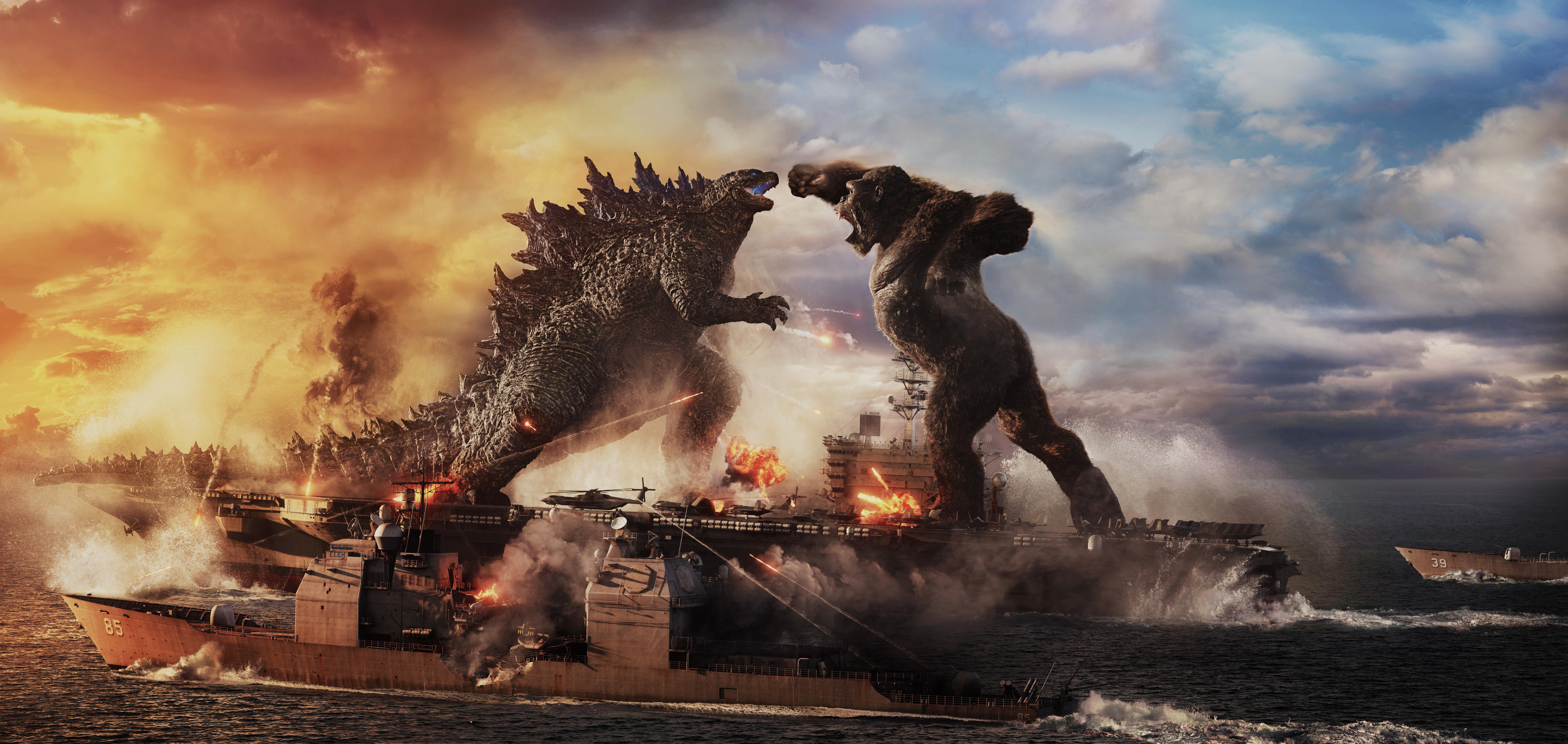Godzilla vs. Kong: Successful theatrical release sets a record