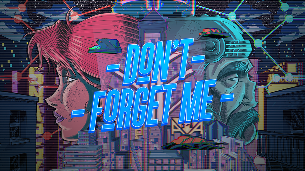 Dont Forget Me: Jazz-punk adventure with an unusual puzzle character appears on Steam