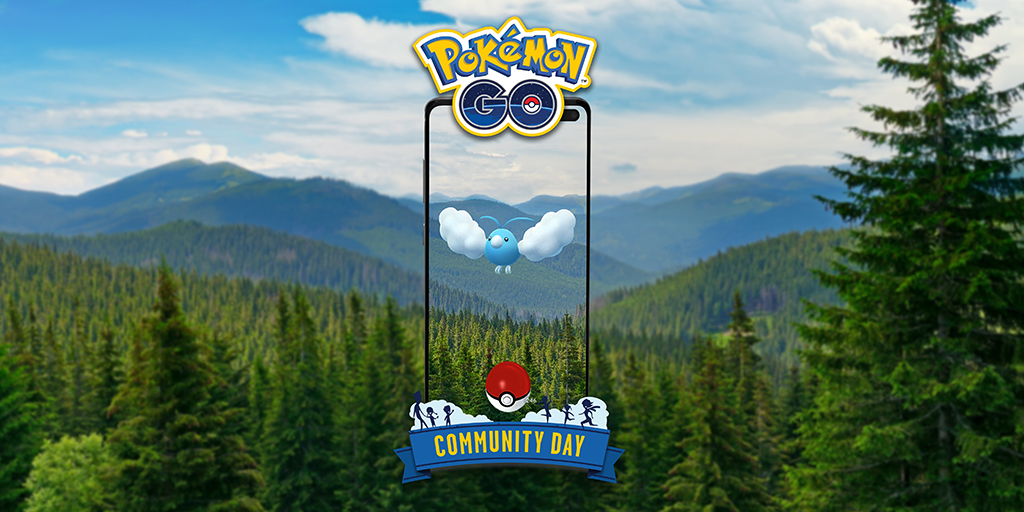 Pokémon GO: This is what you can expect at Community Day in May