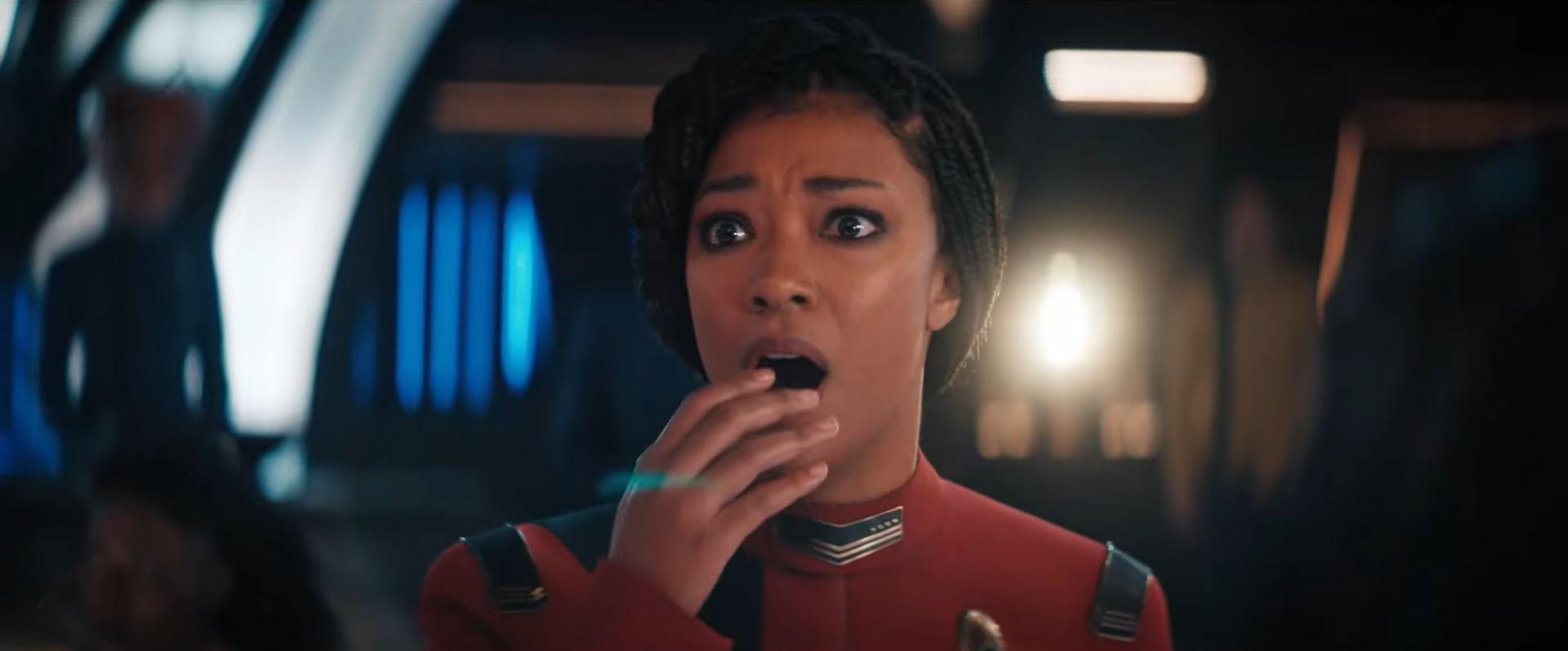 Star Trek Discovery: Season 4 will be released in 2021, trailer released