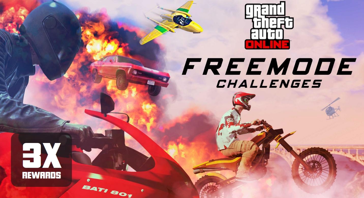 GTA 5 Online: Free Car, Triple Rewards, Discounts of the Week