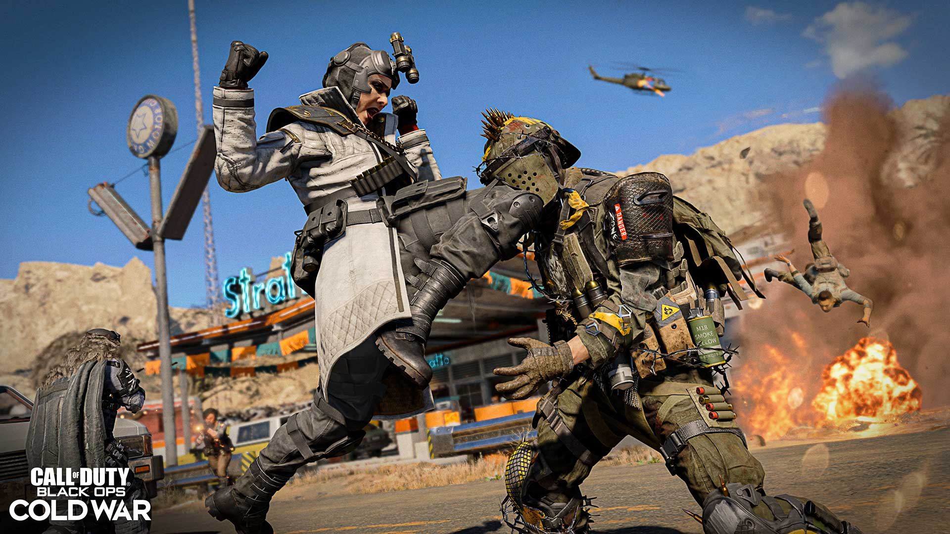 Call of Duty Black Ops Cold War: First preview of Season 4 - which is already known