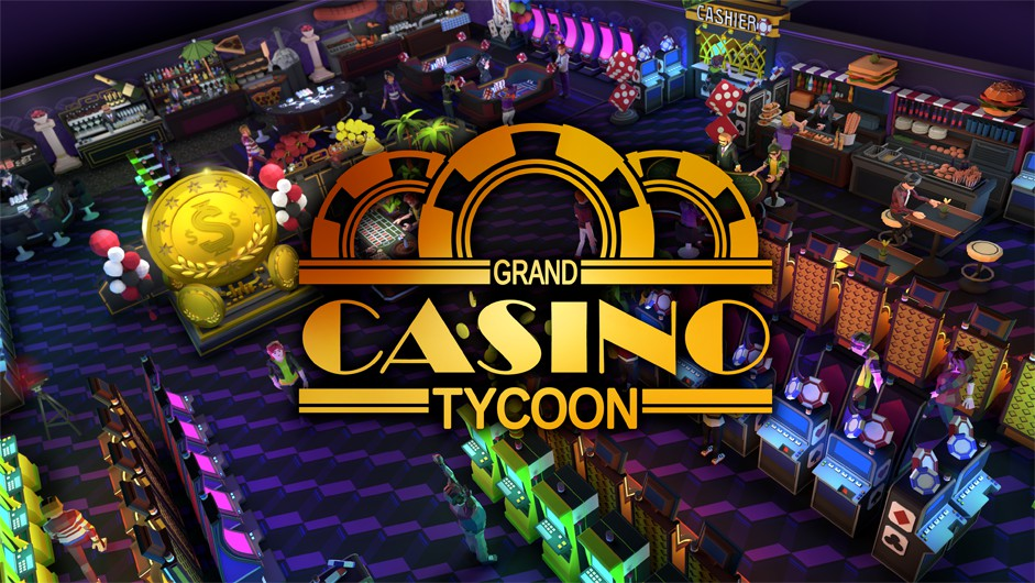 Competition: Win 15x Grand Casino Tycoon for PC now!