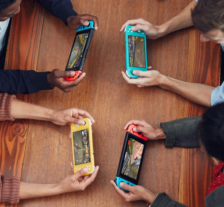 Nintendo: Switch on the way to 100 million - business figures