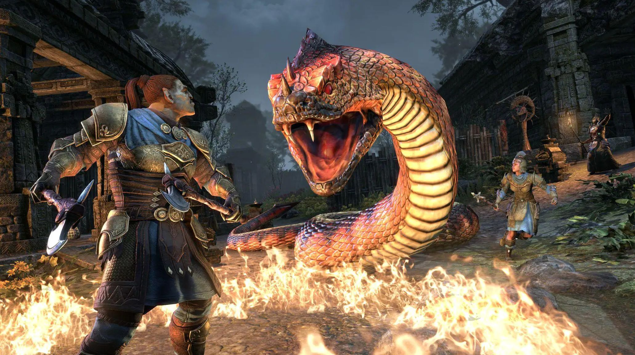 TESO: Blackwood is now also available for Playstation and Xbox