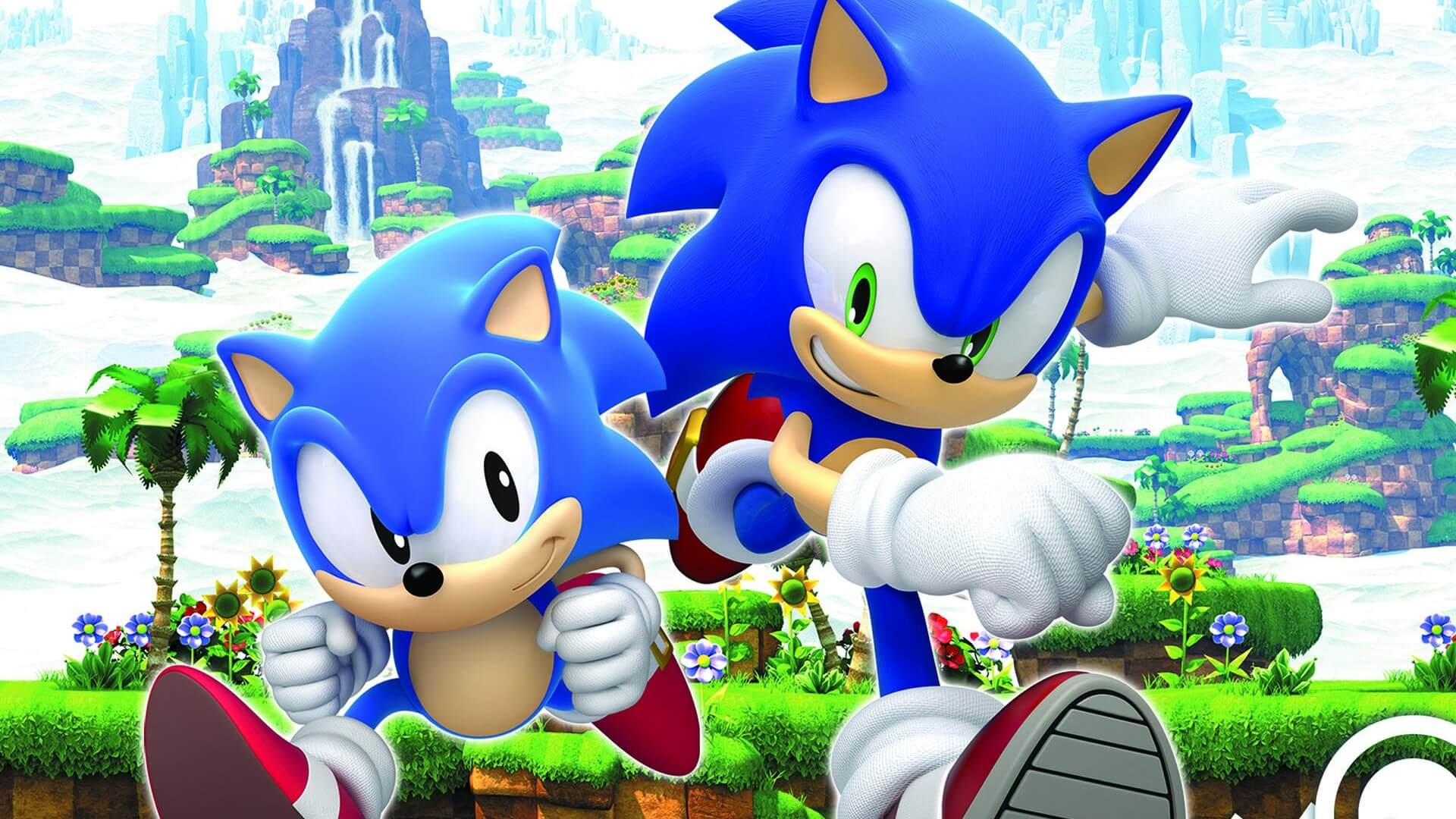 Sonic the Hedgehog: First-Person-Mod turns your stomach