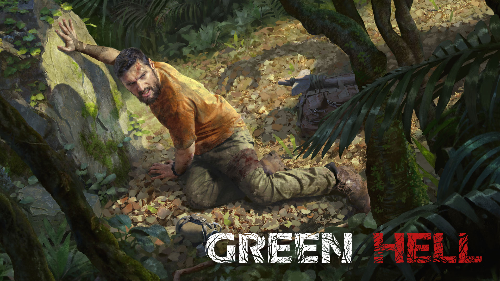 Green Hell: survival tips in the beginner's guide