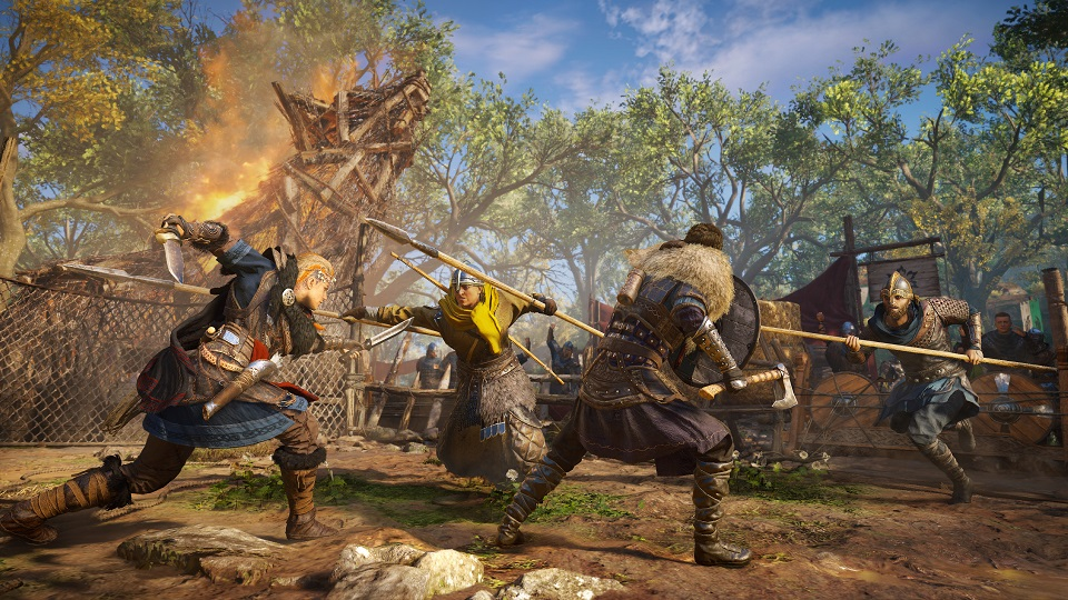 Assassin's Creed Valhalla: Start of the Sigrblot Festival - one-handed sword, new quests & rewards
