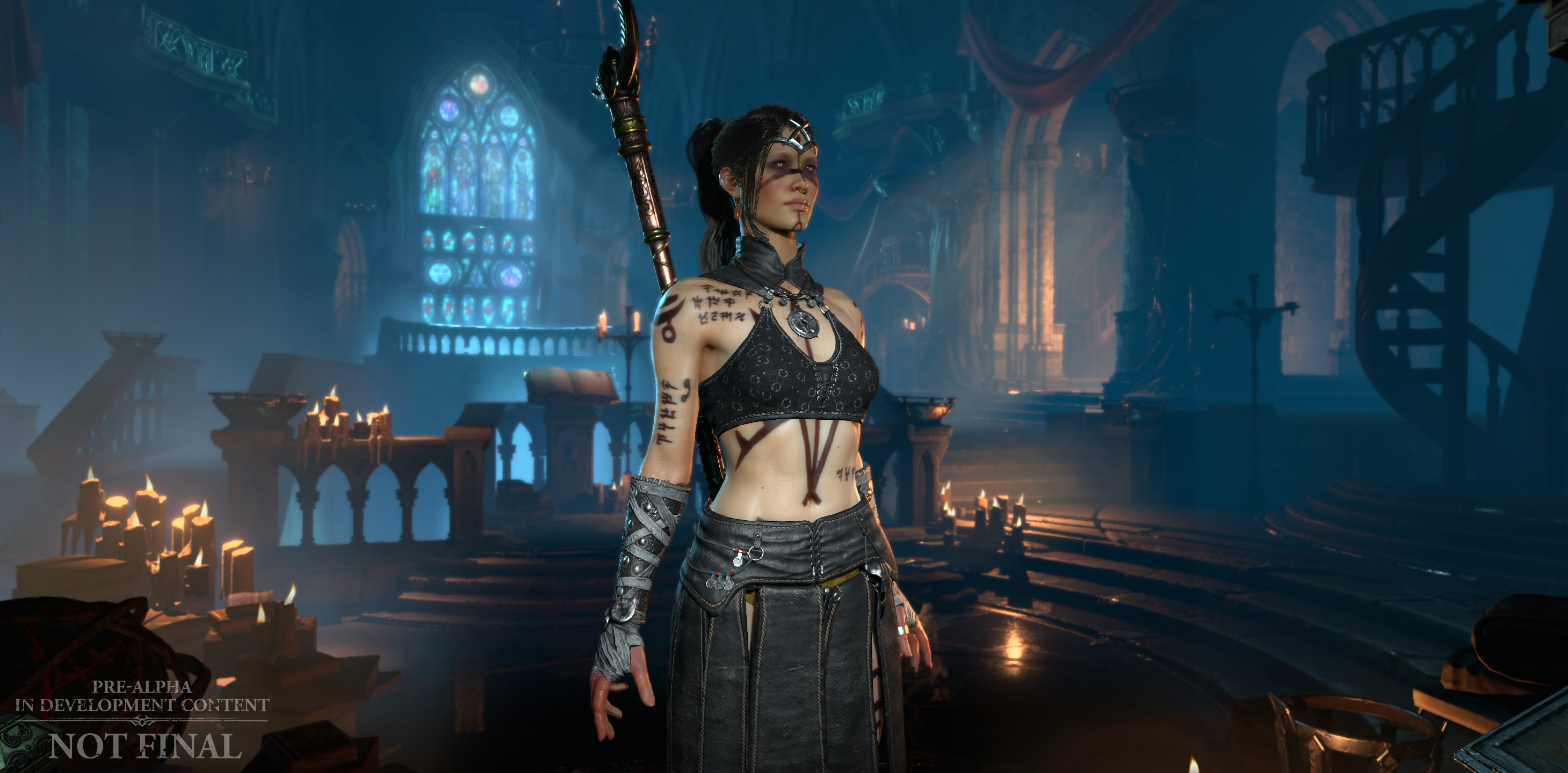 Diablo 4: You can customize your character in such detail