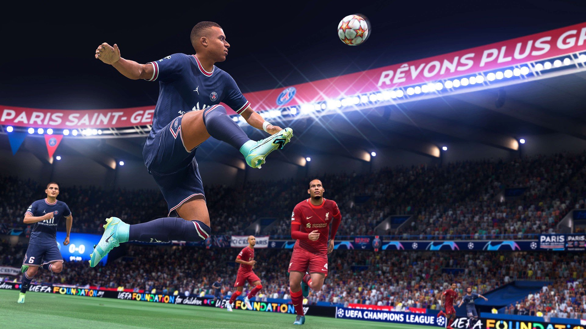 FIFA 22: This game is an absolute cheek!