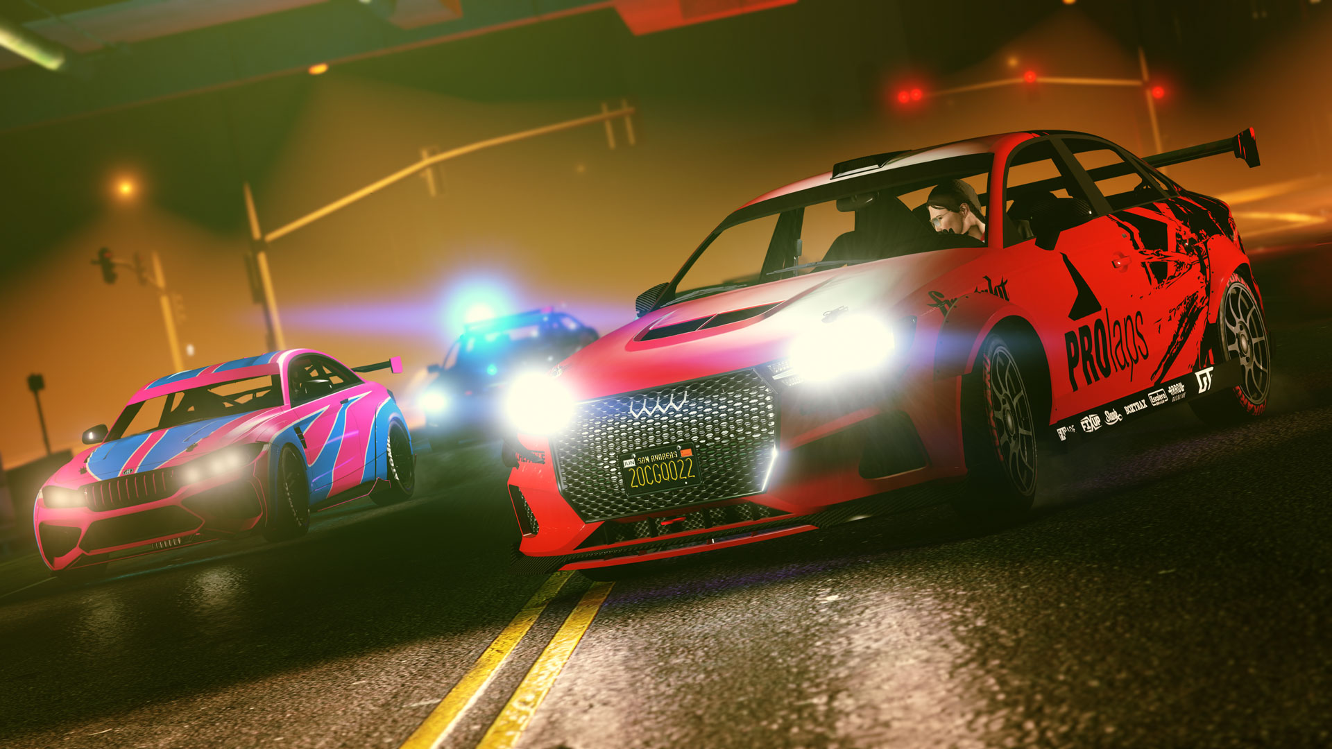 GTA 5 Online: Los Santos Tuners Update Starts Today - Return of Car Culture