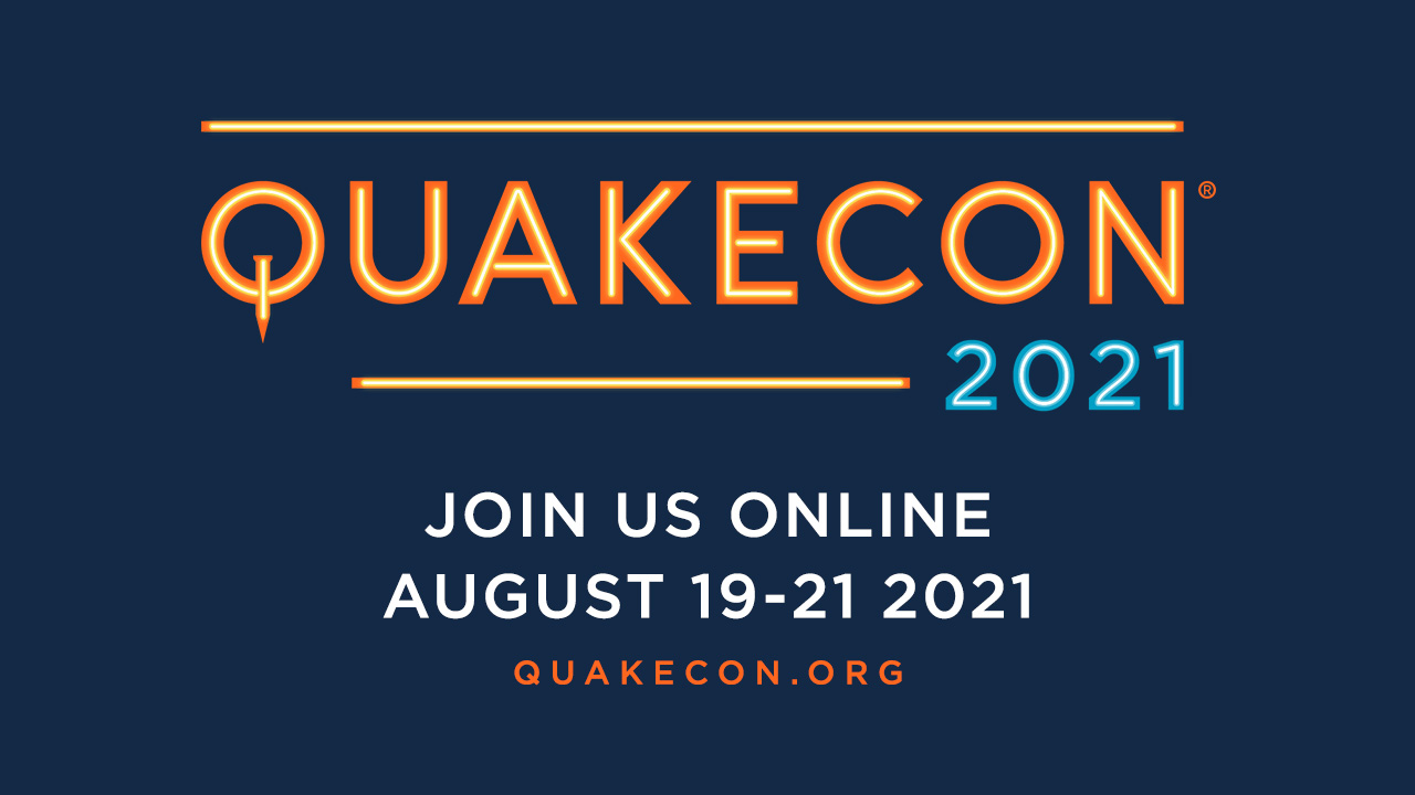 Quakecon: This year, too, the event is purely virtual
