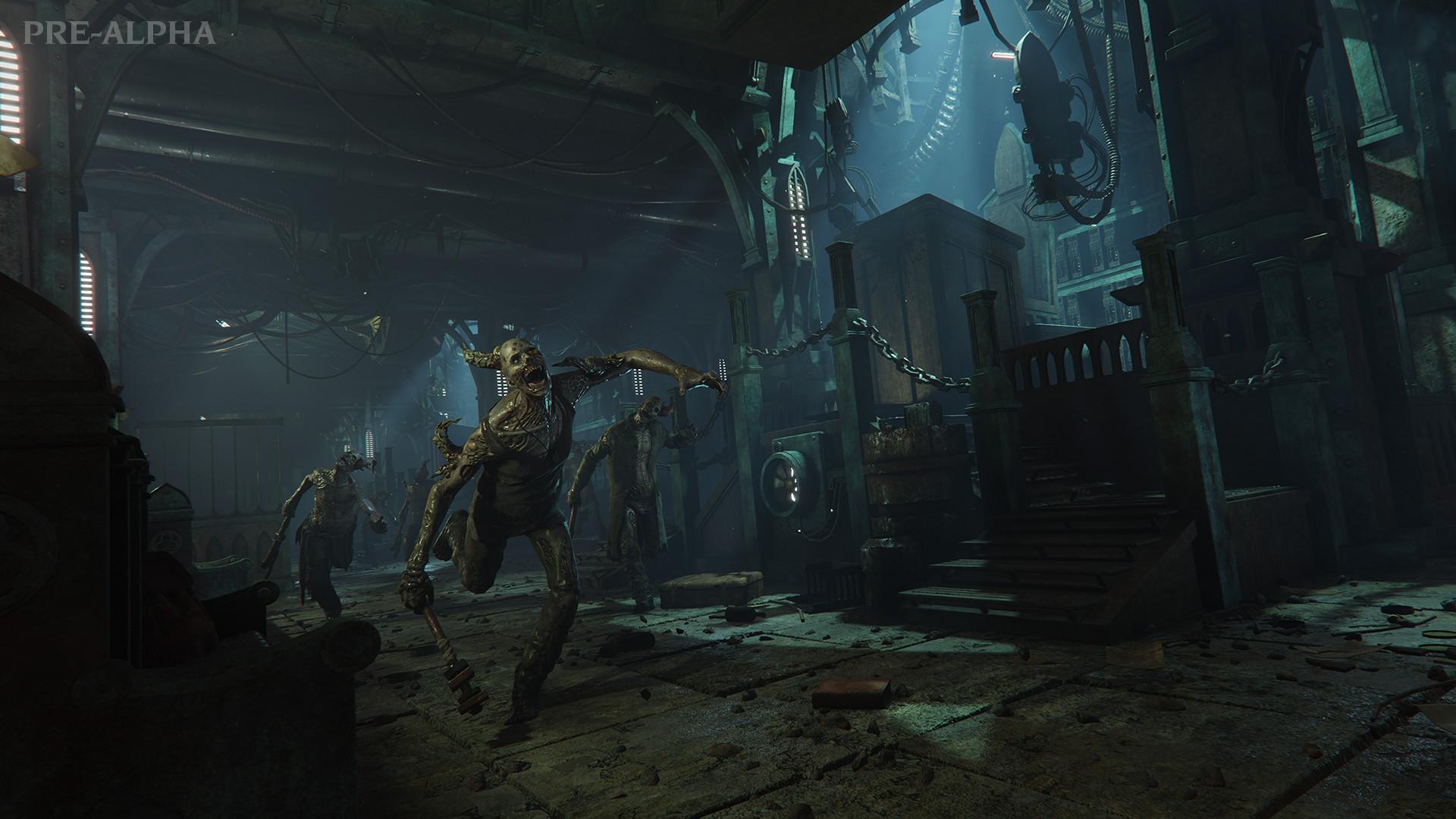 Warhammer 40K Darktide: Co-op game release postponed to 2022