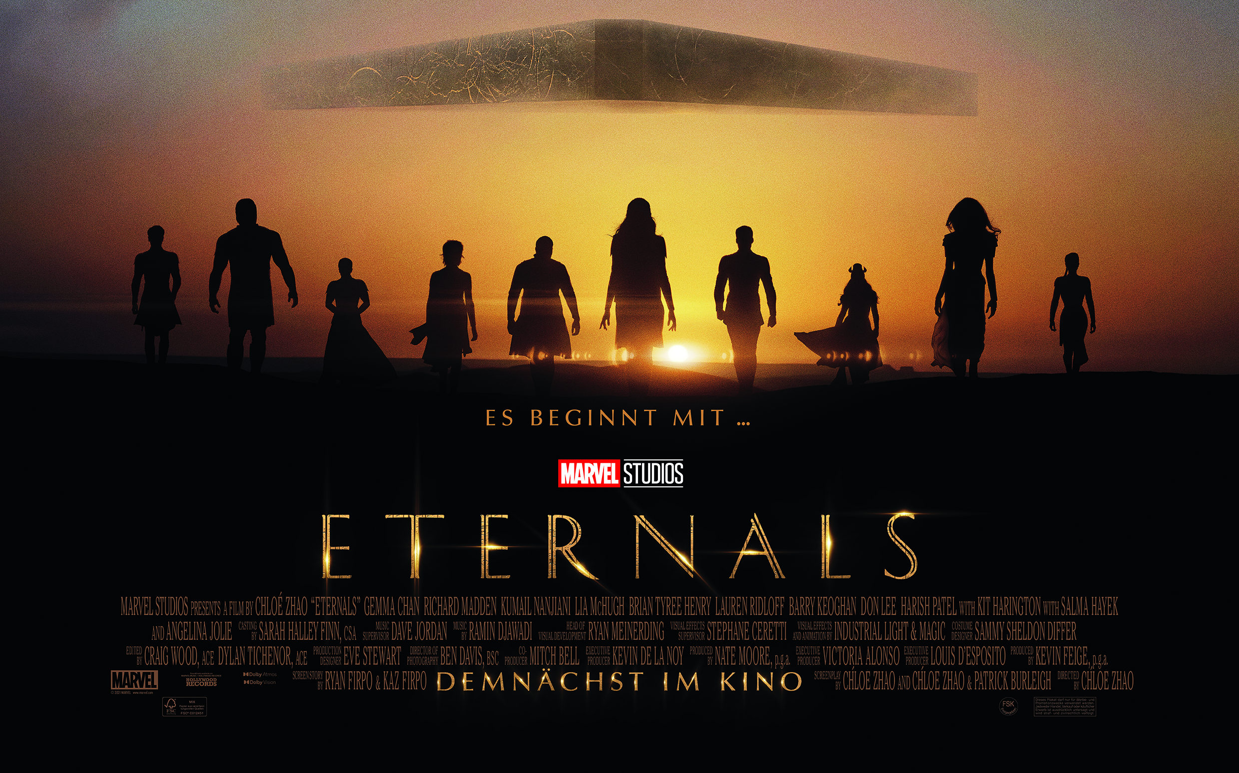 Eternals: New trailer finally confirms famous fan theory