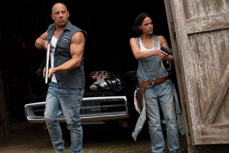 Fast & Furious 9 breaks pandemic record with $ 500 million