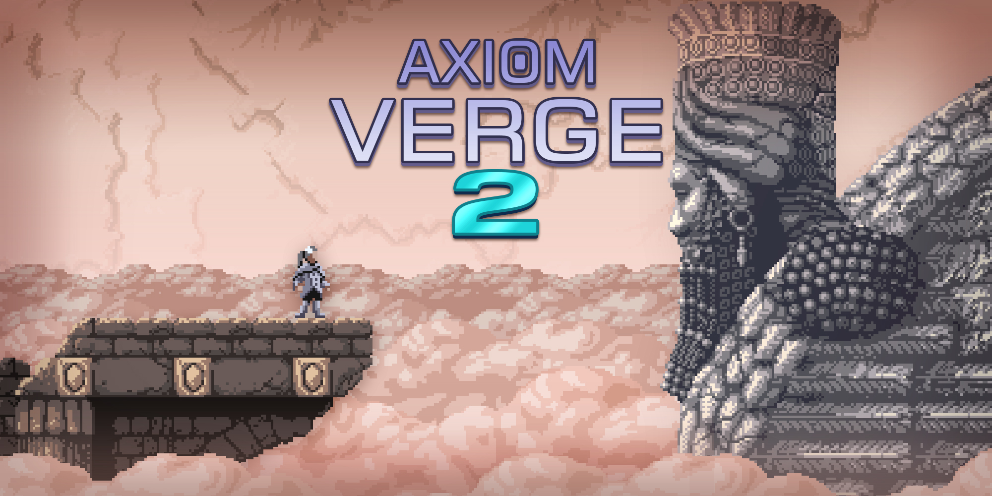 Launch of Axiom Verge 2: These are the international tests