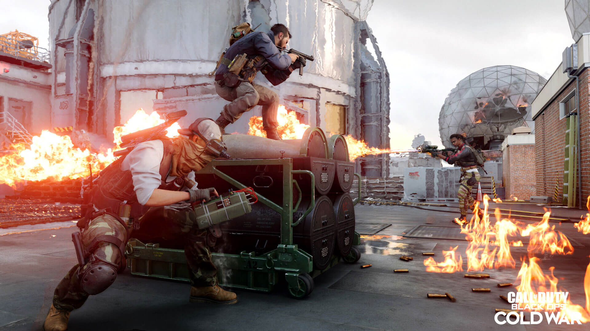 Call of Duty: Black Ops Cold War & Warzone: Season 5 roadmap and content revealed