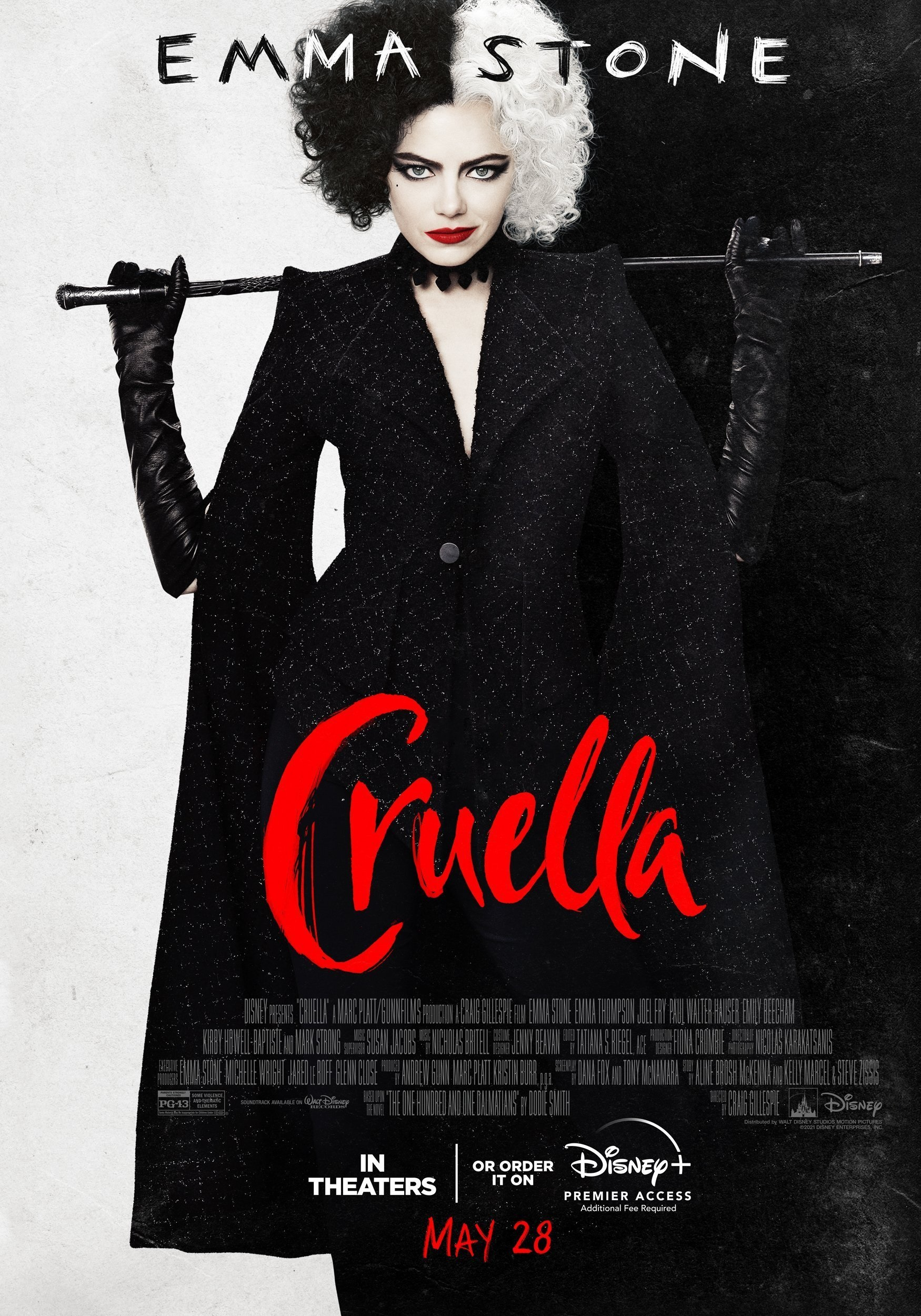 Cruella: Complaint from Emma Stone brought the film to theaters