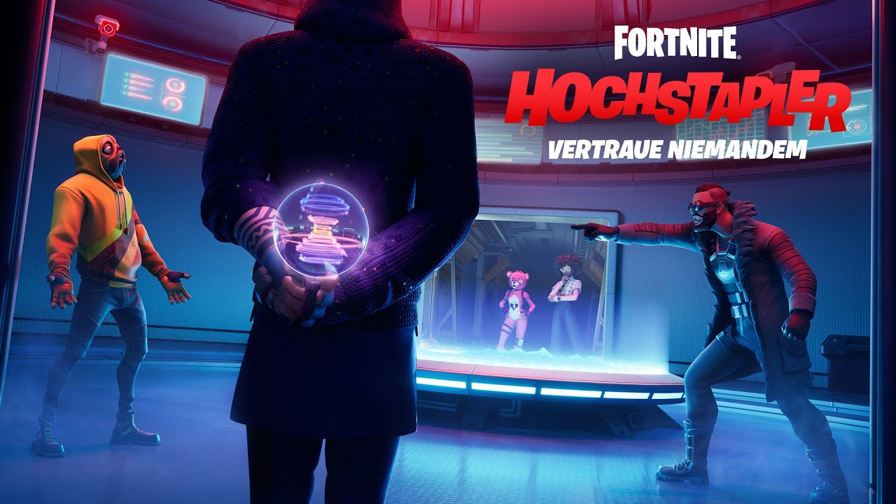 Fortnite: Among-Us developers not happy with Imposter mode